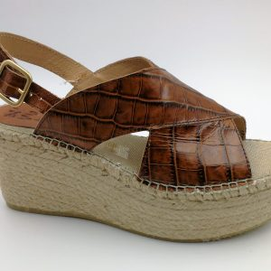 Sandalia piel Coco
